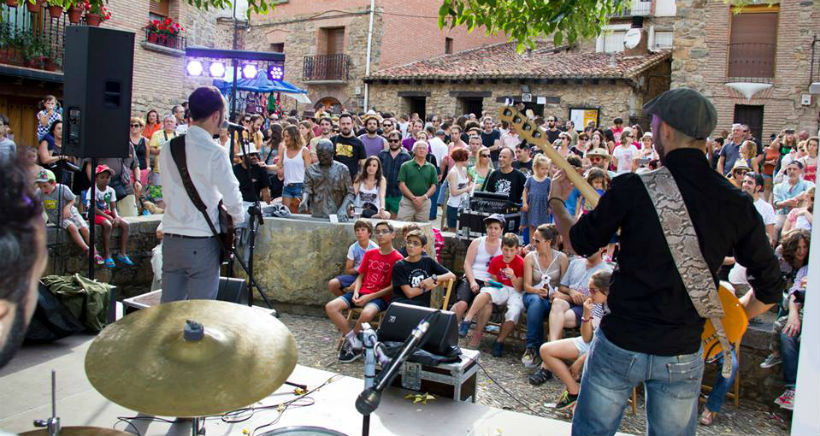 Festival de blues con la 'family': Cameros Blues Festival 2016