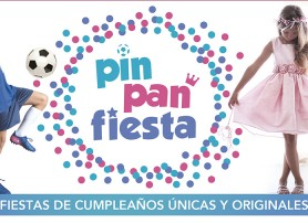 Pin Pan Fiesta, cumpleaños y fiestas infantiles