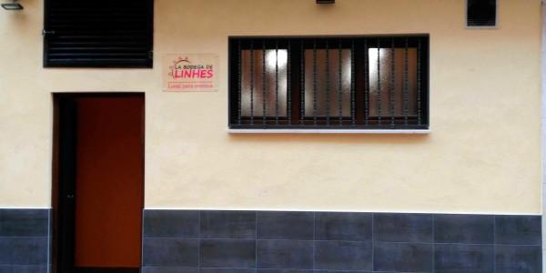 Local de alquiler para celebrar cumpleaños en Logroño-La bodega de Linhes