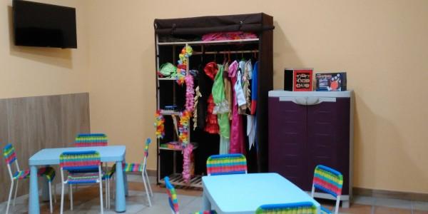 Local de alquiler para celebrar cumpleaños niños en Logroño-La bodega de Linhes 5