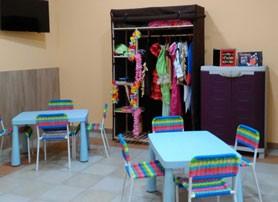 Local de alquiler para cumpleaños infantiles en Logroño: La Bodega de Linhes