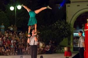 Tresperte XV Festival de circo de Navarra