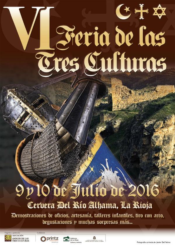 VI Feria de las Tres Culturas Cervera