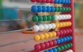 Talleres de ábaco para niños en Ibercaja