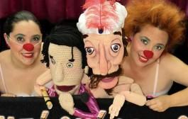 Clown, títeres y teatro para ver en familia, con las riojanas 'Violeta y Péndula'