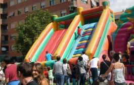 Fiestas del barrio de El Arco