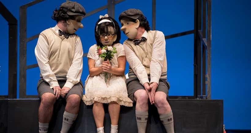"""AMOUR: """"Teatro de adultos para niños y teatro infantil para adultos"""""""