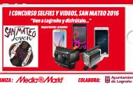 San Mateo 2016 estrena concurso de 'selfies' y vídeos
