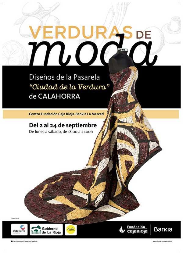 Cartel-Exposicion-verduras-de-moda-Centro-Caja-Rioja-La-Merced