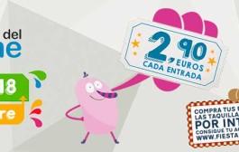 Vuelve la 'Fiesta del cine': vete al cine por 2,90 €