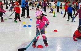 ¿Te animas con el hockey hielo? Apúntale a esta clase de prueba