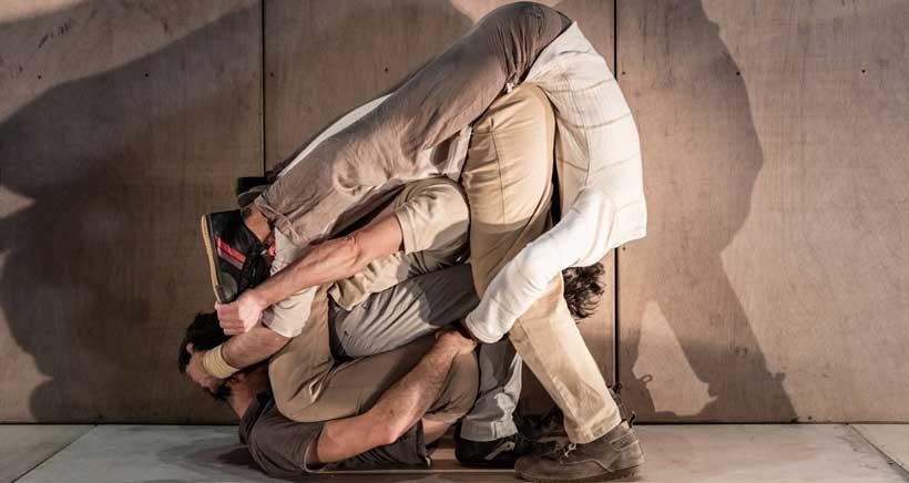 inTarsi, espectáculo de circo en el Teatro Cervantes de Arnedo