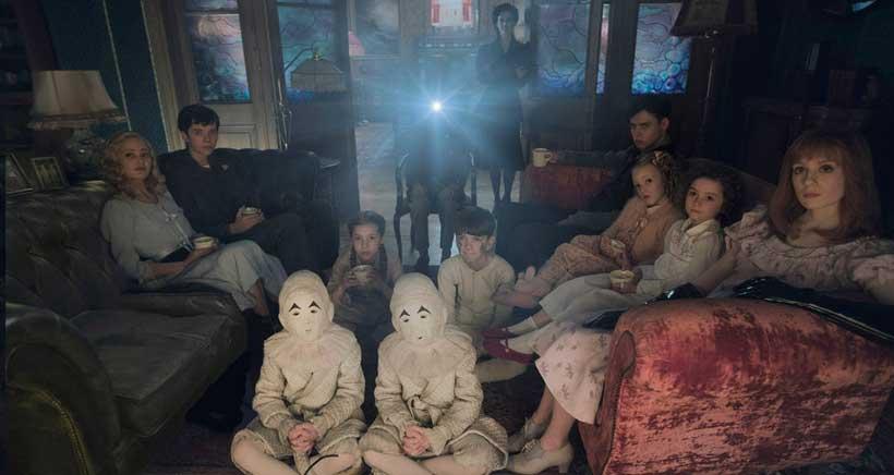 Estreno en los cines riojanos de 'El hogar de Miss Peregrine para niños peculiares', la última de Tim Burton