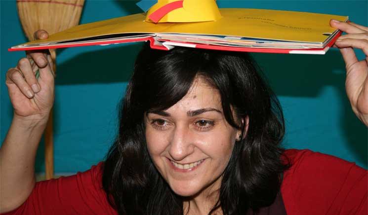 """""""Cinco Lobitos"""", espectáculo para bebés (9 a 36 meses) en la Feria del Libro de Logroño"""