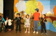 Clase gratuita de teatro en inglés para niños de 2 a 6 años