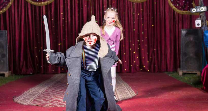 David Monge Comedy, nueva escuela de teatro para niños en Logroño