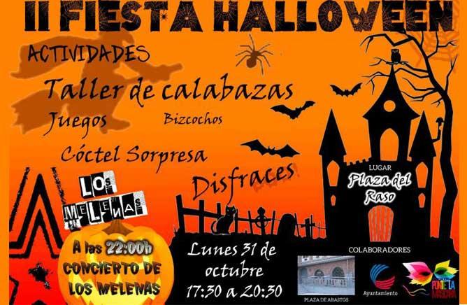 Celebraciones por la Fiesta de Halloween en Calahorra