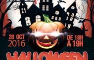 Fiesta de Halloween para bebés (0-3 años)