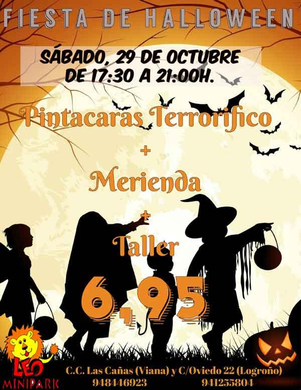 Fiesta-de-halloween-para-ninos-en-Leo-minipark