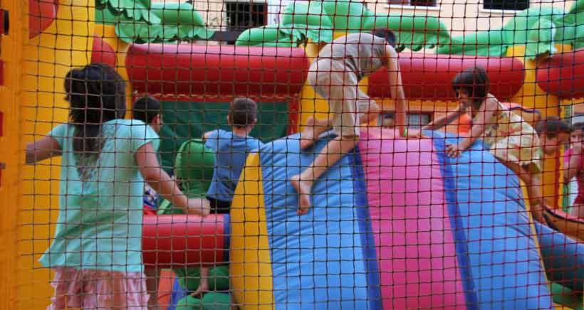Continúan las fiestas del Pilar en Varea