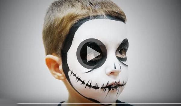 Maquillaje-esqueleto-para-Halloween