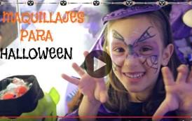 7 maquillajes fáciles para la noche de Halloween (en vídeos)