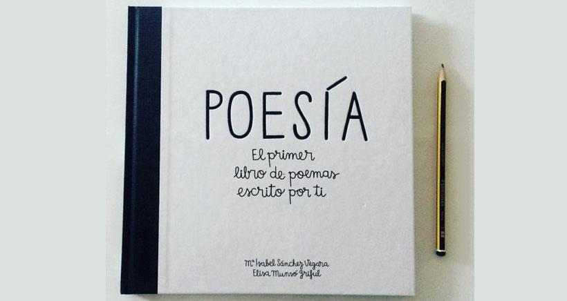 'Poesía', un libro para componer poemas en familia