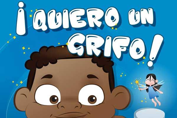 El autor Antonio de Benito presenta y cuenta su nueva obra 'Quiero un grifo'