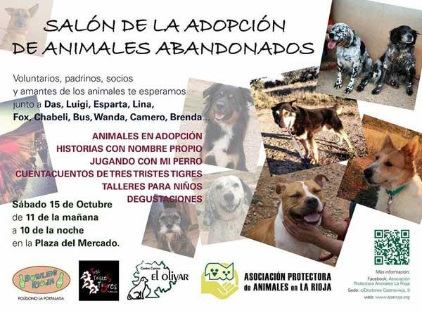 V Salon-de-la-adopcion-de-animales-abandonados-en-La-Rioja-2016