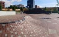 Logroño estrena un 'skatepark' de 3.000 metros cuadrados en Lobete