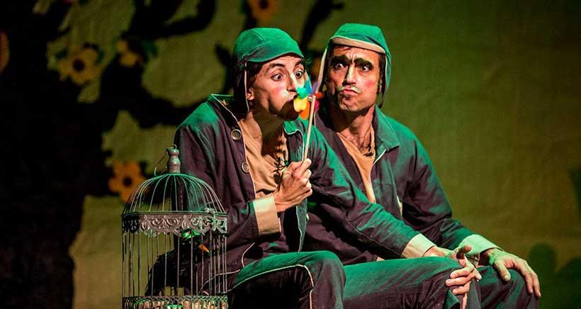 'Frágil', espectáculo de clown para niños, este sábado en Teatrea