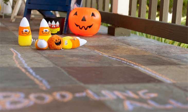 Gymkana de Halloween en inglés