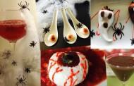"5 ""sangrientas"" recetas con fresas para Halloween"