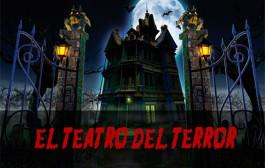 La sala Gonzalo de Berceo reconvertida en pasaje del terror