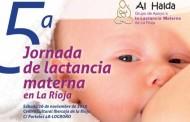 Charlas de Rosa Jové y Armando Bastida, talleres para bebés… en la V Jornada de Lactancia Materna