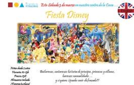 Fiesta Disney en inglés, en El Secreto de Pitágoras