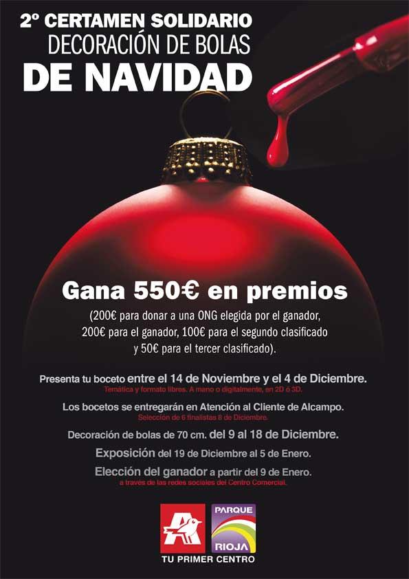II-Certamen-Solidario-decoracion-Bolas-de-Navidad-Parque-Rioja