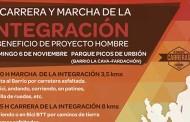 III Carrera y Marcha de la Integración, a favor de Proyecto Hombre