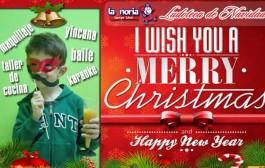 Ludoteca de Navidad La Noria, abierta hasta las 17 h.