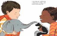 'Prohibida la entrada a los elefantes', un cuento para niños sobre mascotas, amistad y diversidad