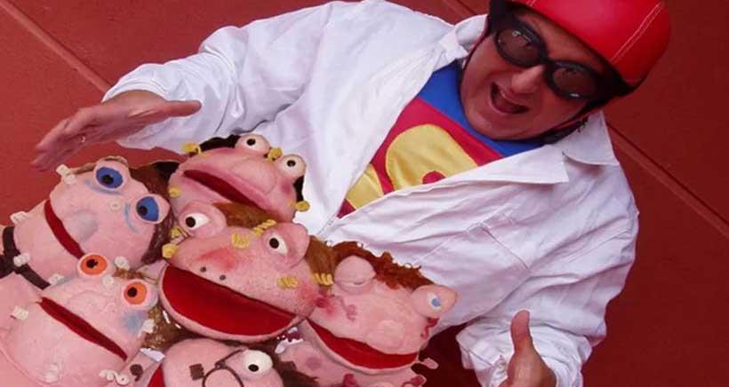 Espectáculo para niños con 'muppets', este sábado gratis en Las Cañas