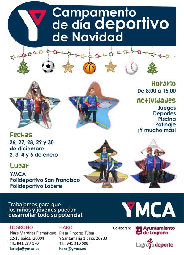 YMCA-La-Rioja-Campamentos-de-Navidad-2016