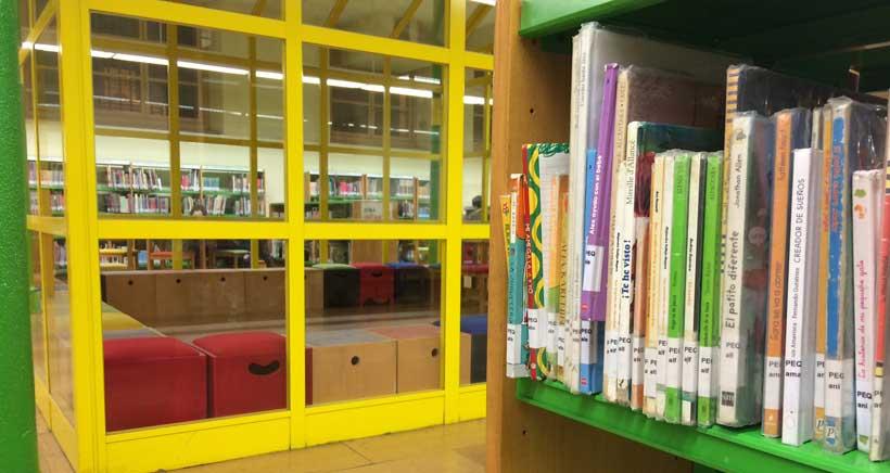 Cuento-taller sobre la superación en la Biblioteca de La Rioja