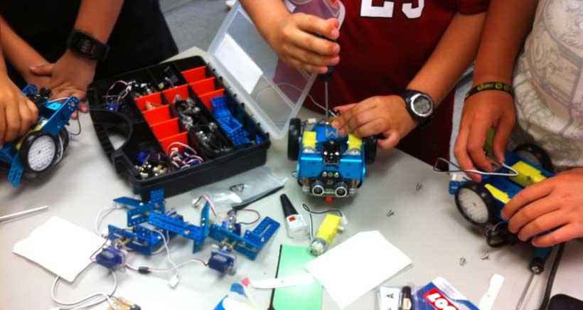 Consejos para elegir un robot educativo para niños