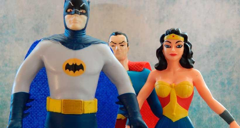 Superhéroes y princesas, en la fiesta de disfraces en Paintball Ocio Rioja