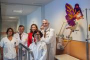 El San Pedro estrena nueva Unidad de Lactantes, con ocho boxes aislados para bebés hasta 1 año