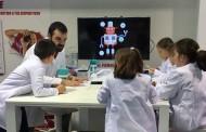En Pascua, más cursos de robótica para niños en Media Markt