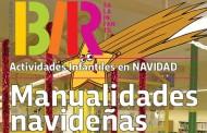 Manualidades y magia para niños en Navidad en la Biblioteca de La Rioja