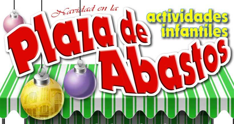 Actividades para niños en la Plaza de Abastos en Navidad