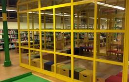 Cuentacuentos en inglés en la Biblioteca La Rioja